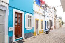 authentic street