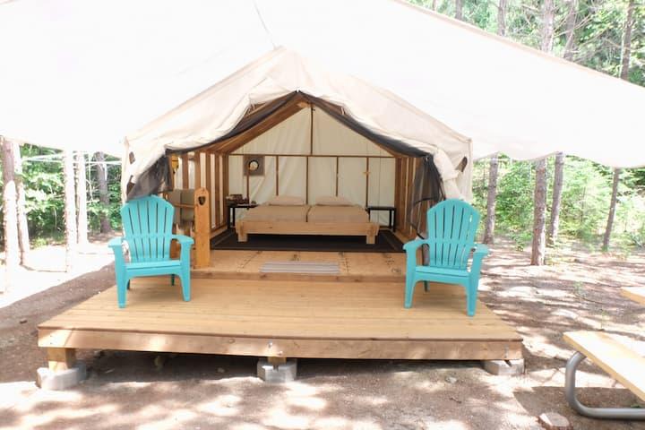 The Buckeroo Tent