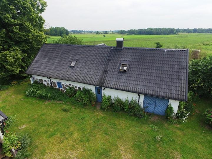 Stora Öllstorp - boende i gårdsmiljö!