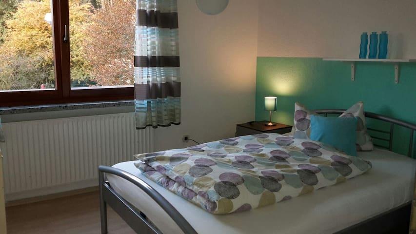 Schönes helles Zimmer in Mädels-WG - Coburg - House