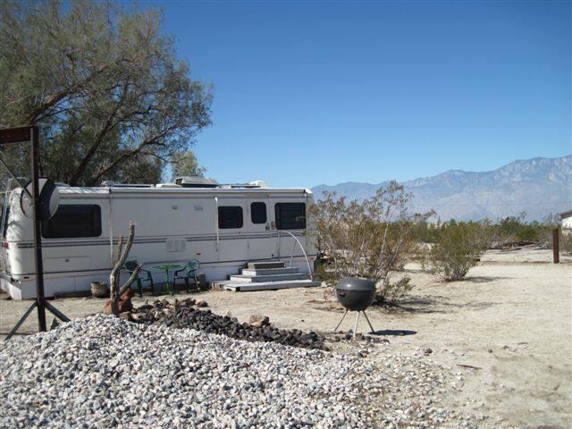 Sky View Camp Trailer - Sky Valley