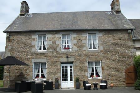 Charming French Farmhouse  - Rouffigny - Casa