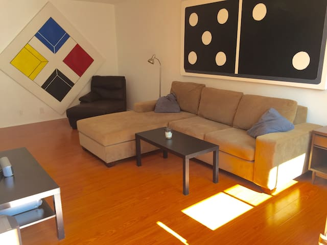 Walk of Fame and Runyon Canyon - Los Angeles - Appartement