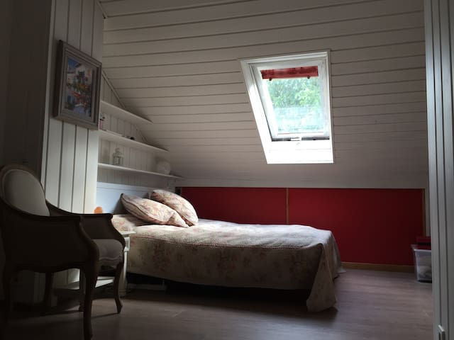 a countryside room for rent - Mensdorf - Hus