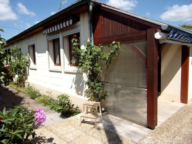 maison dans vignoble de Bourgogne