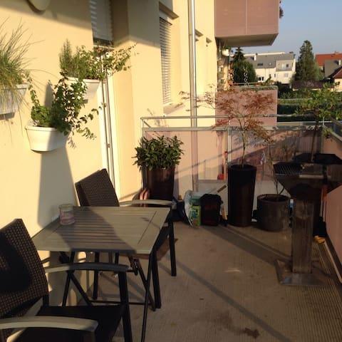 Sunny 3 Room Apartment - Graz - Apartment