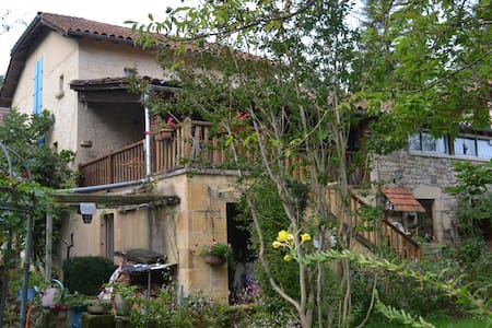 Chambre chez l'habitant - Camburat - Bed & Breakfast
