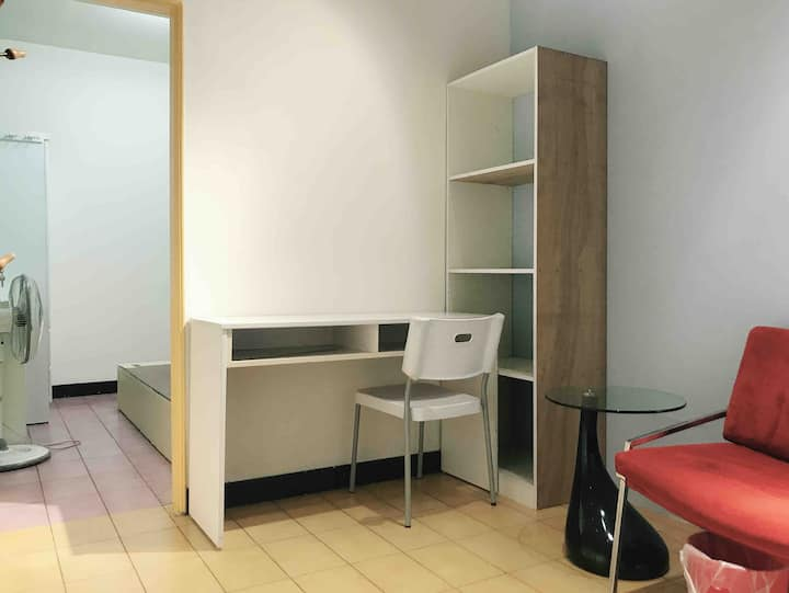 O6信義國小站 舒適雙人雅房+客廳
