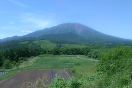やまのぼりテラス 天の部屋 - Takizawa-shi - Daire