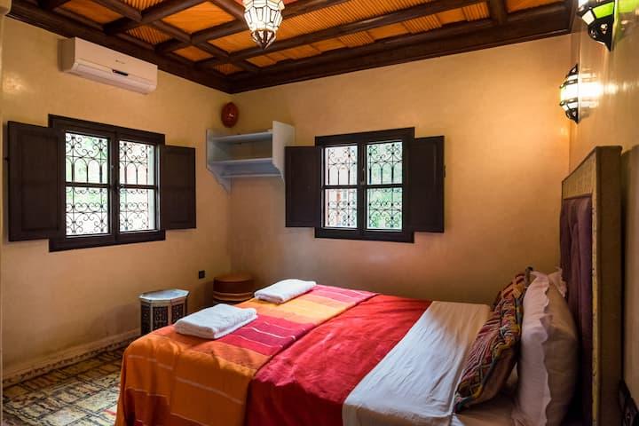 Saghro Room - Riad Jnane Imlil