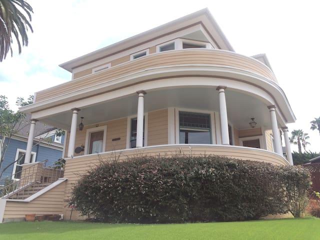 Historic Home, Prime Location, View