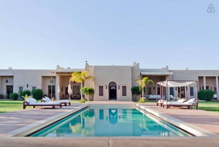 Villa Dar Cherif  - Marrakech - Villa