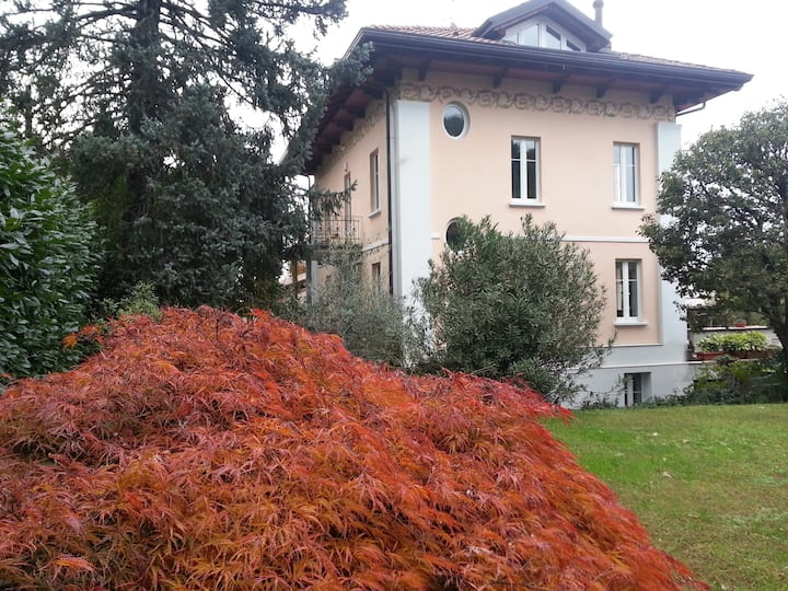 LakeMaggiore Large-comfortable room