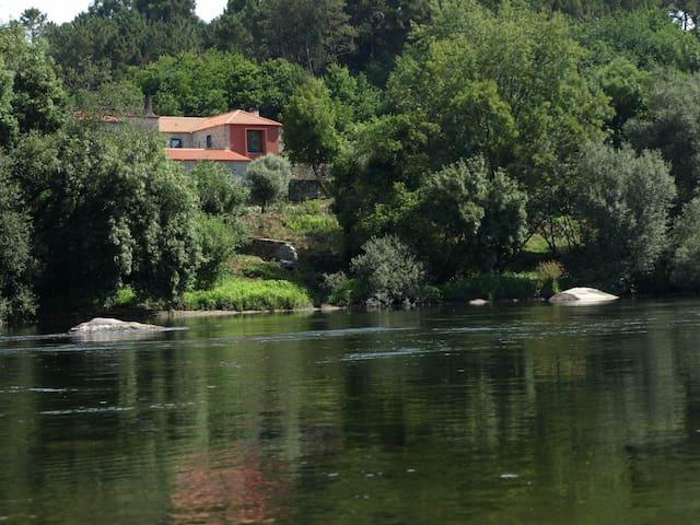 Quinta da Ribeira  Ponte de Lima - Refóios do Lima - Villa