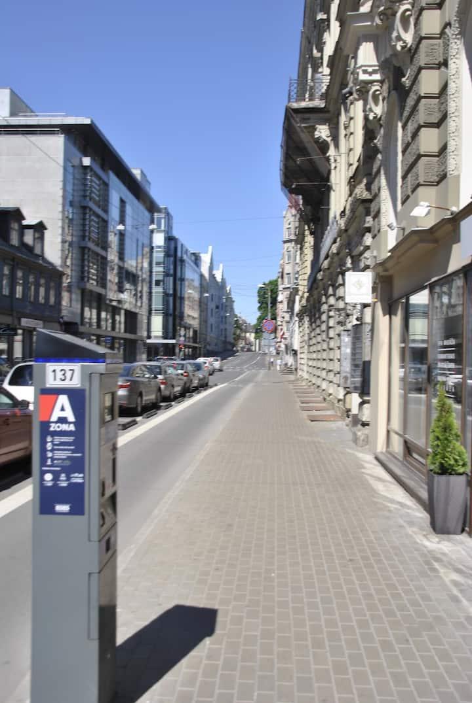 Large Modern , Riga Apartment on Lacplesa Ielas