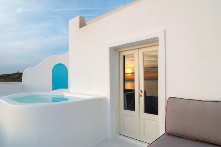 Ode Junior Suite - Oia - Apartamento