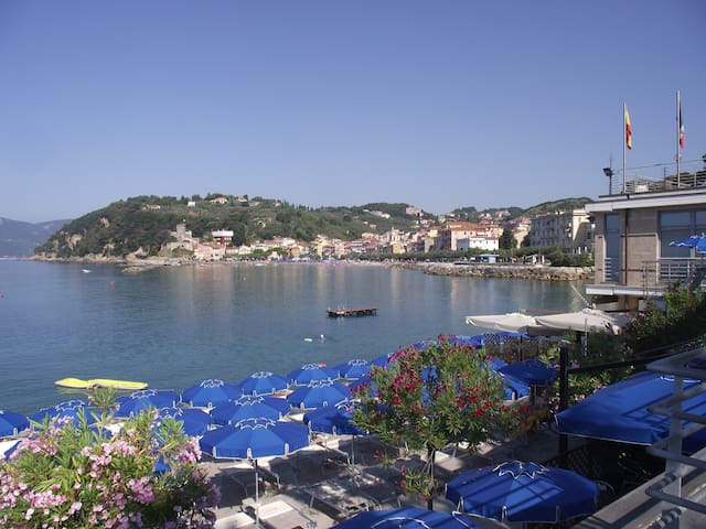 Cozy lodging located in S.Terenzo - Lerici - Apartment