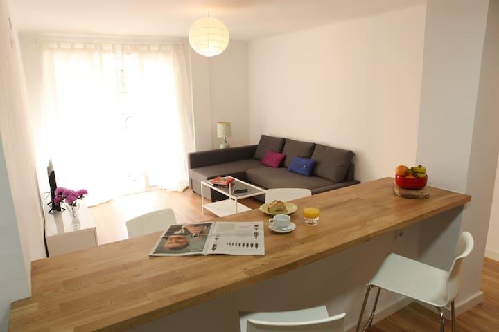 Fira de Barcelona, lovely apartment!!