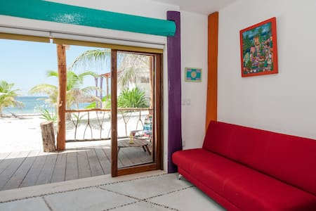 Ocean view lower floor - Playa del Carmen - Zomerhuis/Cottage