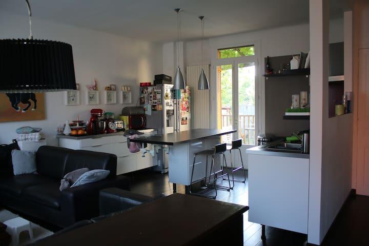Maison typique - Épinay-sur-Seine - Casa
