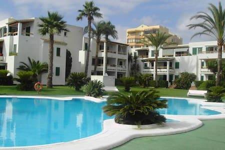 Apartamento en 1ª línea de Playa en Xeraco