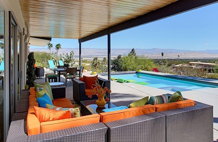 Panorama Paradise - Palm Springs - Maison