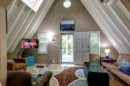 Cozy Lake - Tiny House. Week and Month discounts.