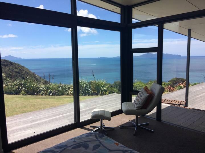 Mangawhai Heads  Ridgetop Guest Room