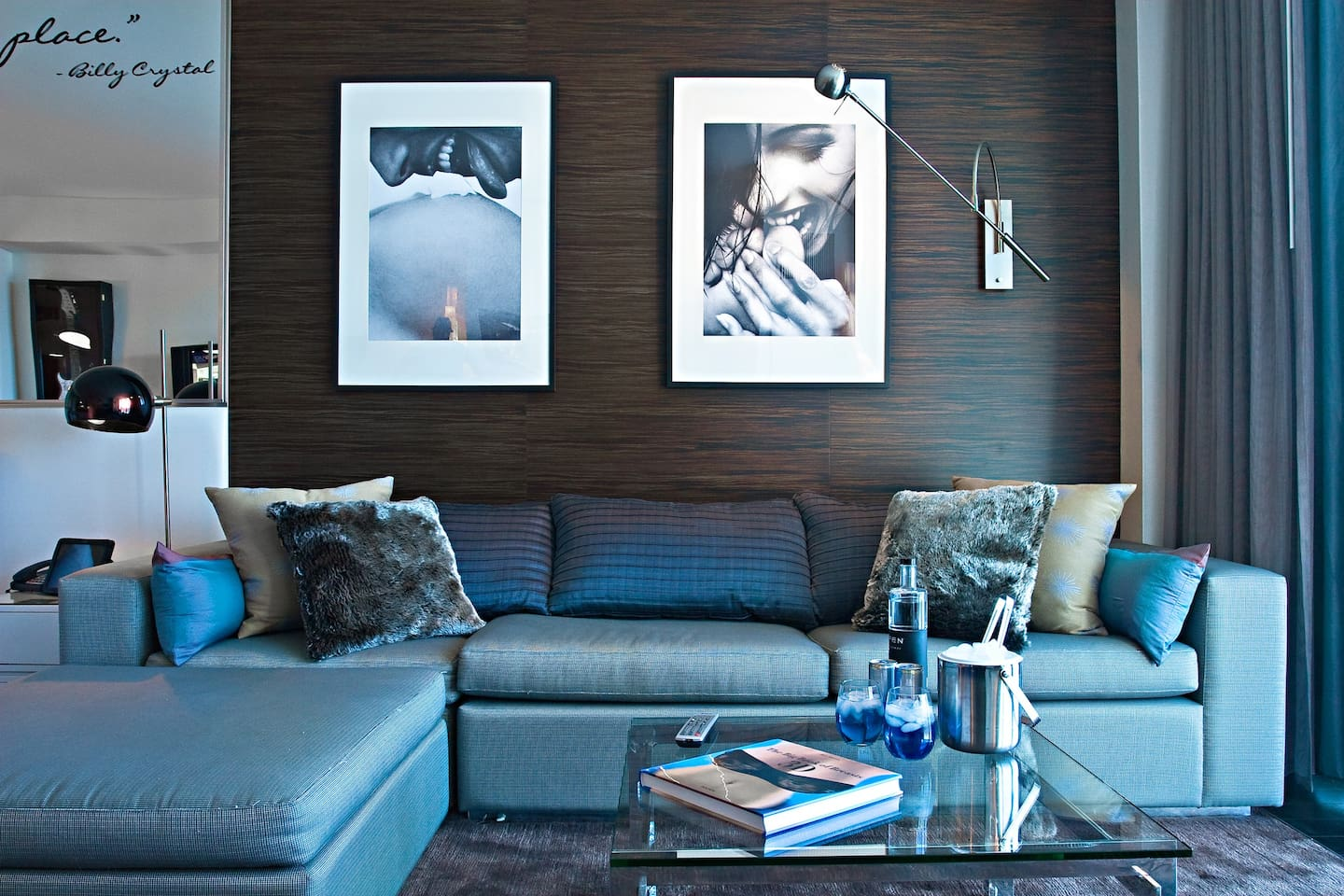 One Bedroom Suite Palms Place Palms Place Rated R Luxury Suite Condominiums For Rent In Las