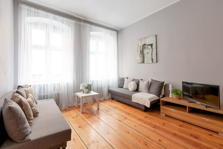 Top Location Apartment Odrzańska