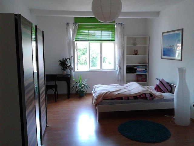 Schönes Zimmer zentral in Landshut - Landshut - Departamento