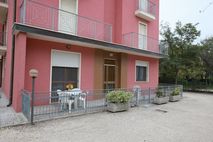 Grande Appartamento Fronte Mare con 12 Posti Letto