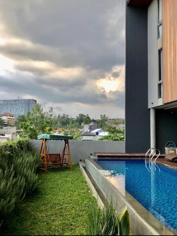 Setiabudi Terrace  Villa (2) With Private Pool