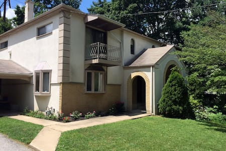 Large Home 20 Mins From City - Bala Cynwyd - House