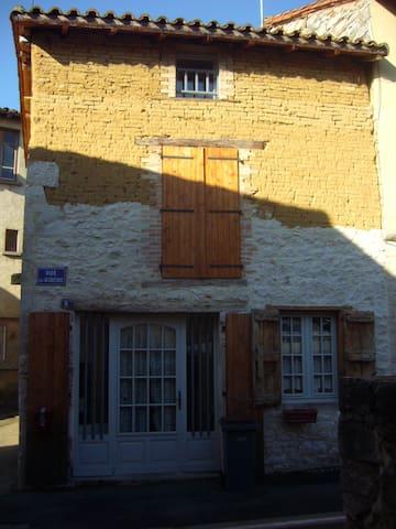 Maison de village - Montricoux - Rumah