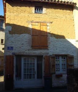 Maison de village - Montricoux
