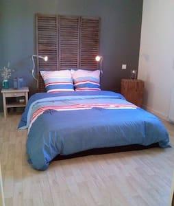 Room ground floor with Italian-style shower - Concarneau - Casa