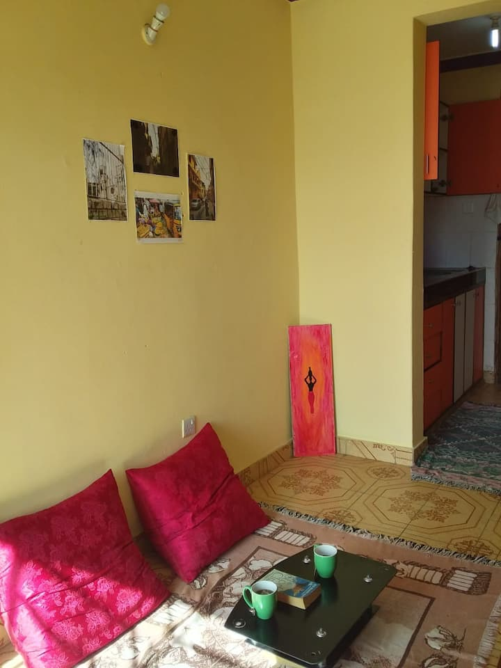 Teresa's Simple  Swahili-Style Studio