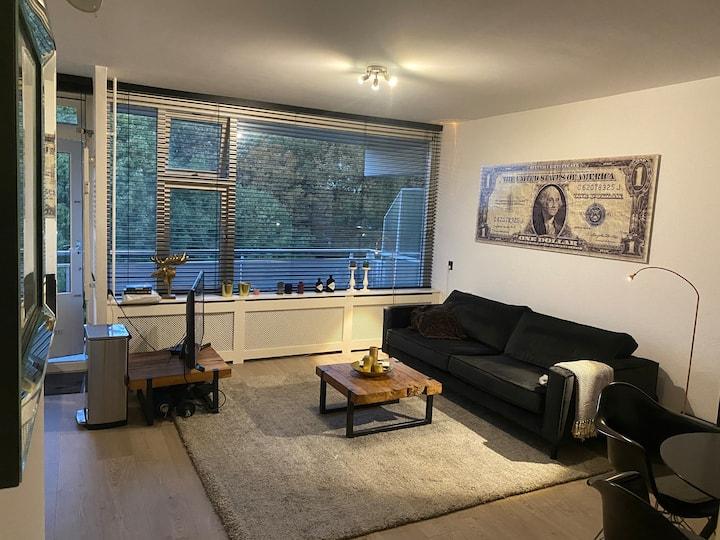 Luxueus appartement, 2 min van alle uitvalswegen