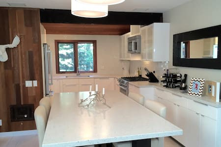 Chic, Modern 2BR +Loft Townhouse - Mammoth Lakes - Townhouse