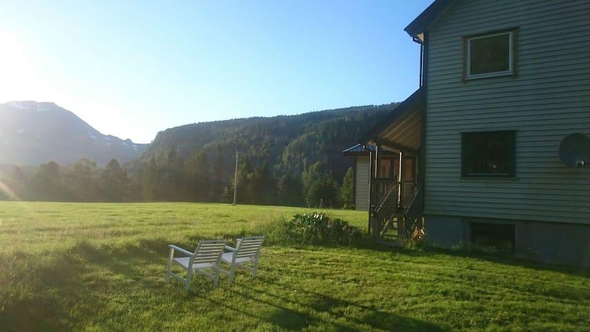 Rural stay on a beautiful farm