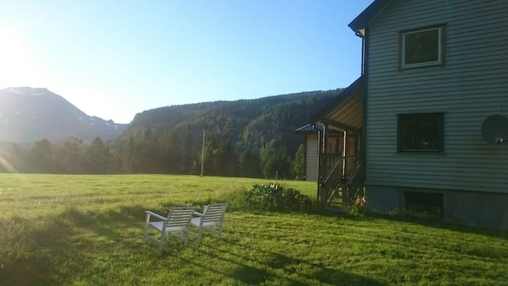 Rural stay on a lovely farm