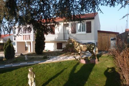 le gite au cheval d'or - La Meilleraie-Tillay - Wohnung