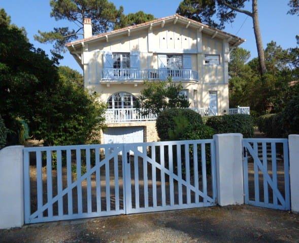 Appartement dans une villa basque - La Teste-de-Buch - Departamento
