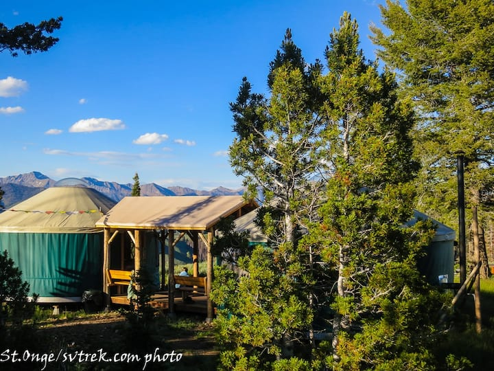 Coyote Yurts