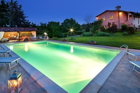 HOUSE ITALY UMBRIA PERUGIA AND POOL - Castel Ritaldi
