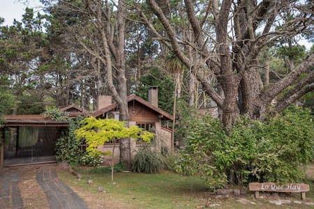 Acogedora Cabaña en Costa del Este - Costa del Este