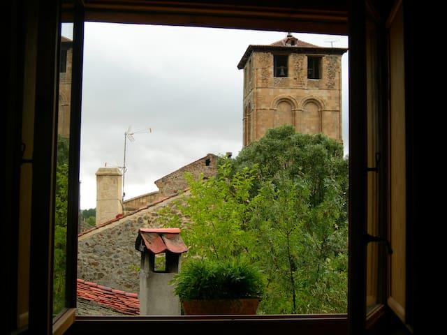 Apartamento Rural en Sotosalbos - Sotosalbos - Daire