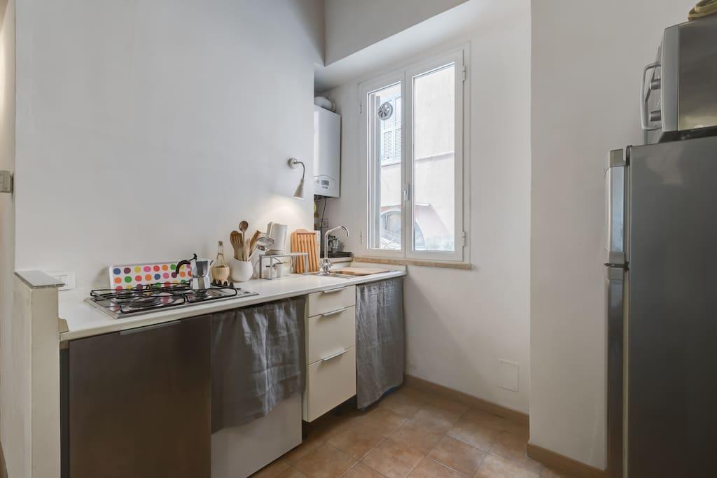 la cucina the kitchen