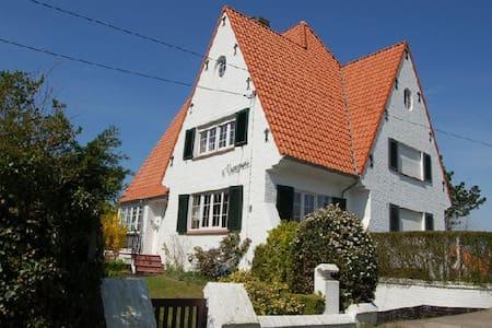 Villa 'tCraeynest,concessie De Haan - De Haan - Villa